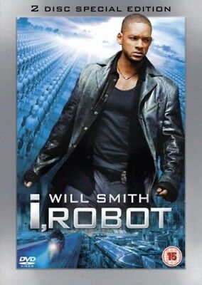 I Robot (Collector's Two Disc Edition) [DVD] [2004] -  CD K2VG The Fast Free