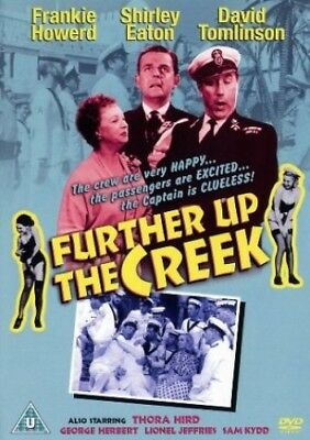 Further Up The Creek [DVD] -  CD V2VG The Fast Free Shipping
