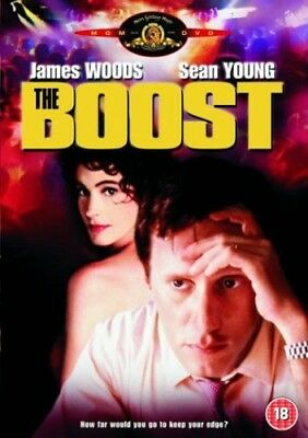 The Boost [DVD] [1988] [1990] -  CD 3EVG The Fast Free Shipping