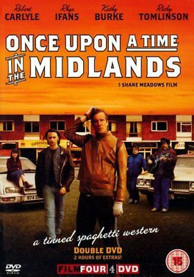 Once Upon a Time in the Midlands [2002] [DVD] -  CD ROVG The Fast Free Shipping