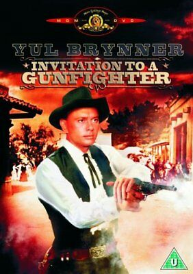 Invitation To A Gunfighter [DVD] -  CD CCVG The Fast Free Shipping