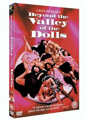 Beyond The Valley Of The Dolls [1970] [DVD] -  CD 30VG The Fast Free Shipping