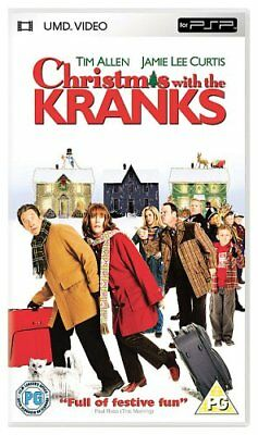 Christmas With The Kranks [UMD Mini for PSP] -  CD AYVG The Fast Free Shipping