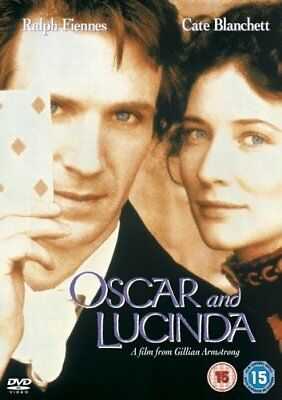 Oscar And Lucinda [1997] [DVD] -  CD TKVG The Fast Free Shipping