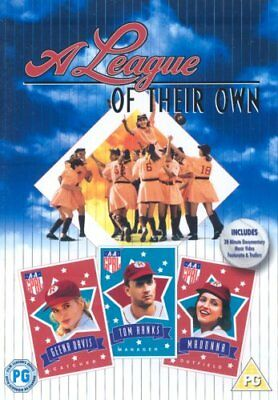 A League Of Their Own [DVD] -  CD WIVG The Fast Free Shipping