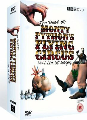 The Best of Monty Python's Flying Circus and Live at Aspen [DVD] -  CD 0KVG The