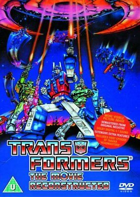 Transformers - The Movie Reconstructed [DVD] -  CD 90VG The Fast Free Shipping
