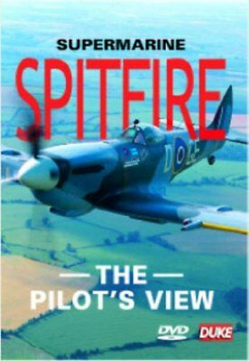 Supermarine Spitfire - The Pilot's View [DVD] -  CD 9MVG The Fast Free Shipping