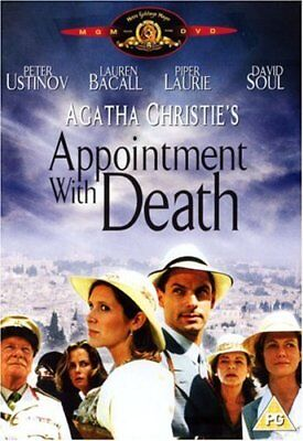 Appointment with Death [DVD] [1988] -  CD HIVG The Fast Free Shipping