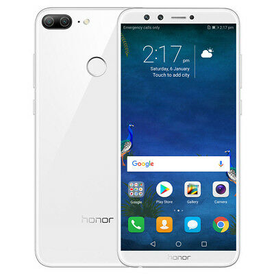 "TOUCH ID Huawei Honor 9 Lite 4G Téléphone 5.65"" Android8.0 OctaCore 3+32GO WIFI"