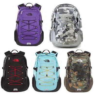 """The North Face Borealis Classic Backpack Travel School Bag 29L 15"""" Laptop sleeve"""