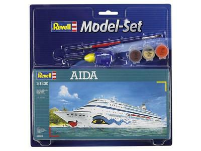 Model Set AIDA Revell 1:1200 Kit RV65805 Model