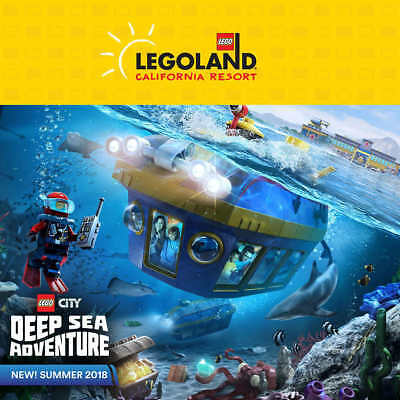 LEGOLAND California 3-Month Unlimited Resort Pass eTicket