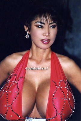 "MINKA  8x12"" Original PHOTO-127 -- BUSTY LEGEND"