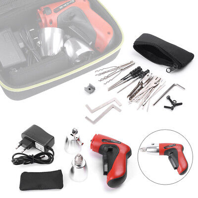 Auto  Guns Lockpicking Locksmith Tools Cordless Electric Lock Pick Gun