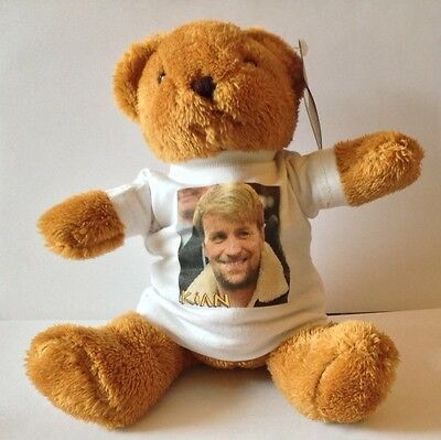 WESTLIFE KIAN EGAN 8 inch VERY CUDDLY TEDDY BEAR