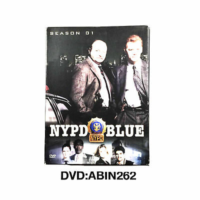 Nypd Blue Season 1 DVD By Dennis Franz And David Caruso