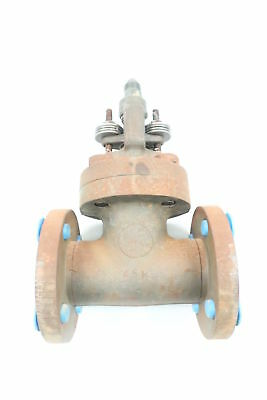 A&b Steel Flanged Wedge Gate Valve 1-1/2in 150