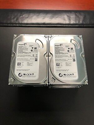 Seagate 500 GB Hard Drives Lot of 10