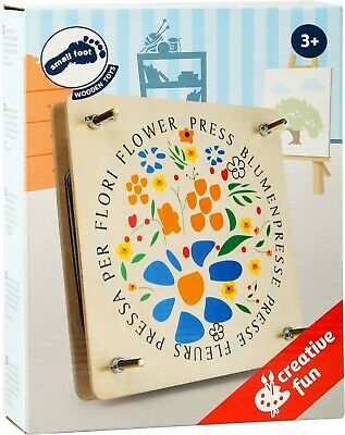 Large Wooden Plywood Flower Press With Wingnuts Craft Accessory