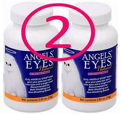 ANGELS EYES Dogs Natural Tear Stain Remover 150 gm Dog Pet Chicken Liver Flavor