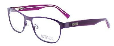 577078c2165 Kenneth Cole REACTION KC0768 082 Women s Eyeglasses 53-16-135 Matte Violet  +CASE