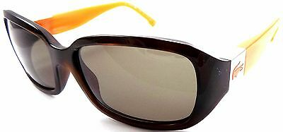 bad8e60a8b25 LACOSTE Sunglasses L503S 209 Brown Orange 58x16x135 Brown Lens MADE IN ITALY