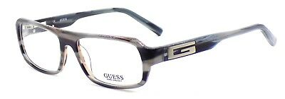 57a76eda33 GUESS GU1747 BRN Men s Eyeglasses Frames 55-16-140 Brown Horn + Case ...