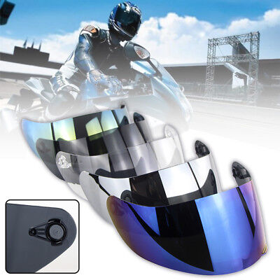 Anti-glare/UV Motorcycle Helmet Full Face Shield Lens Visor for AGV K1 K5 K3SV