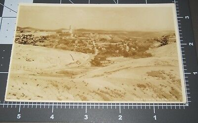 Early DUCKTOWN Tennessee Cleveland TN Polk County Town View RPPC Vintage PHOTO