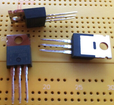 10A 2x 35V Dual Schottky Diode VS-MBR2035CTPBF Common Cathode TO-220