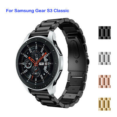 For Samsung Gear S3 Frontier/Classic Stainless Steel Strap Watch Band Bracelet