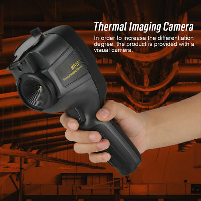 """HT18 3.2"""" Digital Thermal Imager IR Thermometer Infrared Thermal Camera HighQ"""