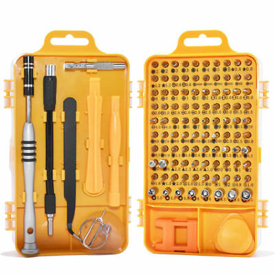 110 in 1 Set Screwdriver Sets Multi-function Computer Repair Tools Essential TO3