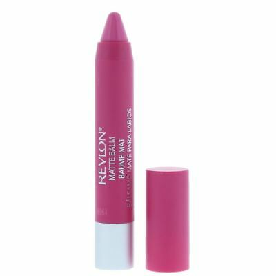 Revlon Colorburst Matte Lip #220 Balm - Showy 2.7Gm