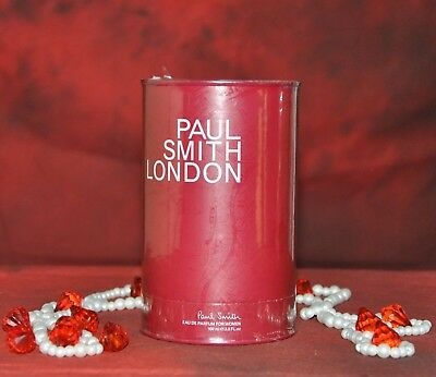 Paul Smith LONDON for Women EDP 100ml., DISCONTINUED, Very Rare, New, Sealed