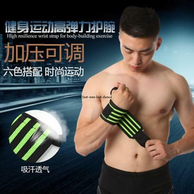 Wrist Support Sports Wrist Guard Fitness Sprain Protection WristBand JTOO