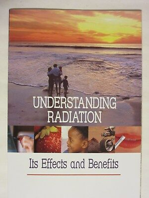 - Understanding Radiation Its Effects and Benefits NEI Education Flyer Free Ship
