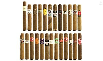 Box of cigars. Bundle of 25 (#302)