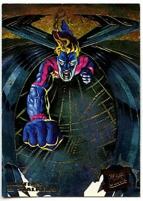 Archangel #9 of 9 X-Men Hunters And Stalkers 1995 Fleer Ultra Chase Card (C1404)