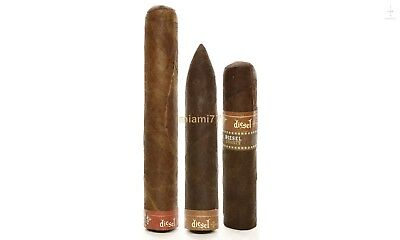 Box of cigars. Bundle of 3 (#167)