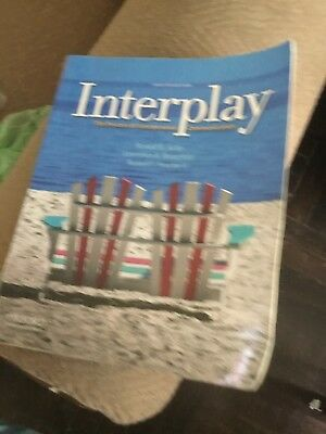 Interplay: The Process of Interpersonal Communication 12th edition