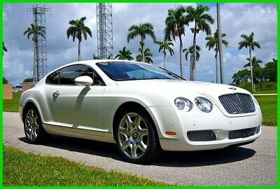 2006 Bentley Continental GT  2006 Used Turbo 6L W12 60V Automatic AWD Premium