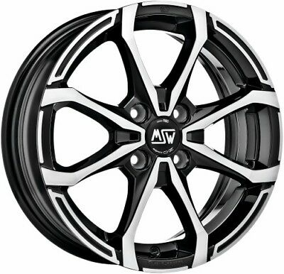 ford focus c max msw oz 16 alloy wheels free uk mainland delivery Ford Courier Engine 4 alloy rims msw x4 5 5x14 for ford focus daw dax dbw