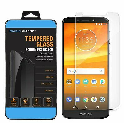 For Motorola Moto E5 Plus / E5 Supra Tempered Glass Screen Protector