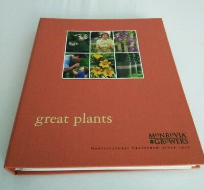 Great Plants from Monrovia Growers-Catalog 2008