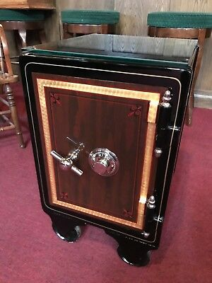 """1800's Restored Safe Ready For Your Custom Graphics """"Watch Video"""""""
