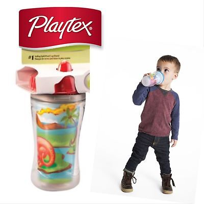 Playtex Insulator Cup, 3D motion design 9 oz. each (Dino images)