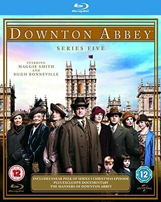 Downton Abbey - Series 5 [Blu-ray] - DVD  NYVG The Cheap Fast Free Post
