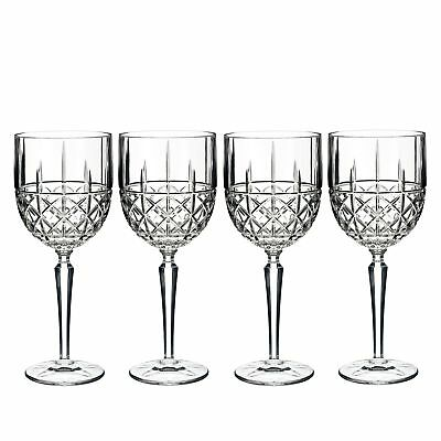 Marquis by Waterford Brady Goblet, Set of 4